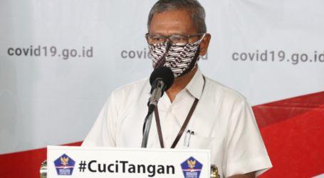 COVID-19 di Indonesia: 3.293 Positif dan 252 Pasien Sembuh