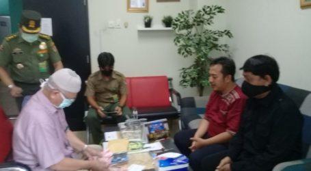 Polisi Hutan Sumbang Donasi Korban COVID-19 Melalui Satgas MUI