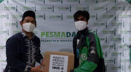Peduli COVID-19, Medco Foundation-PESMADAI Gelar Aksi Bagi Sembako Gratis