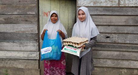 Yayasan Cahaya Aceh Galakkan Sedekah Pangan