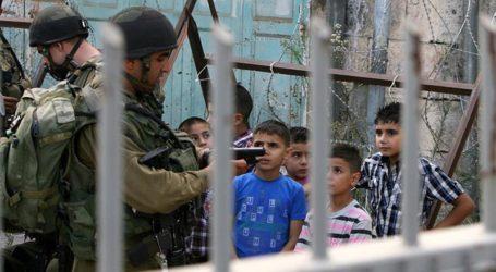LSM di AS Kampanyekan Pembebasan Tahanan Anak Palestina