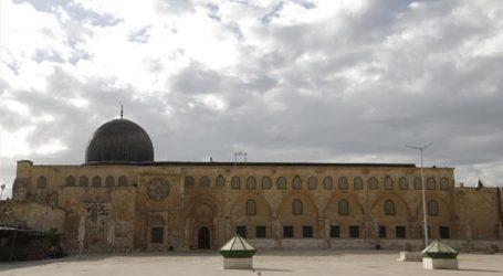 Dewan Wakaf : Penutupan Al-Aqsa Berlanjut Sampai Ramadhan