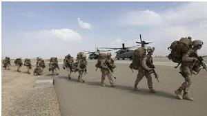 COVID-19 Mewabah di Afghanistan, Trump Ingin Pasukannya Angkat Kaki