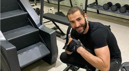 Karim Benzema Tetap Latihan pada Bulan Ramadhan