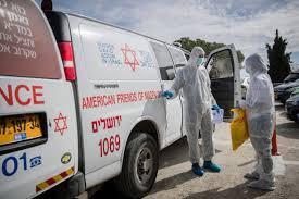 Wabah Corona, 47 Warga Israel Mati dan 8.018 Terpapar