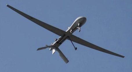 Perlawanan Palestina Tembak Jatuh Drone Israel di Perbatasan Gaza