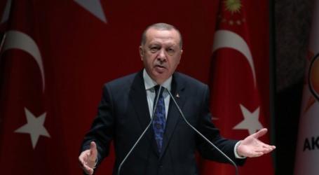Erdogan Perpanjang Masa Lockdown Nasional hingga 1 Mei