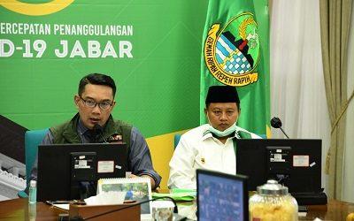 Ridwan Kamil Minta MUI Keluarkan Fatwa Haram Mudik