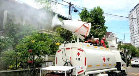 Operasi Penyemprotan Disinfektan Besar-Besaran di DKI Jakarta