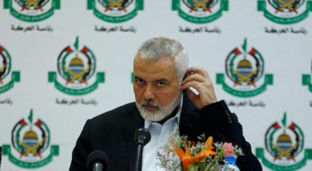 Hamas: Agresi Israel Ke Suriah Tak Akan Berhenti, Harus Dilawan