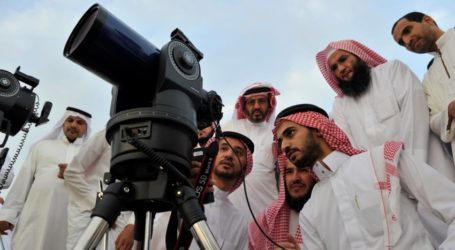 Breaking News: Mahkamah Agung Saudi Umumkan Idul Fitri Kamis