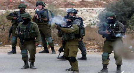Pasukan Israel Serang Peserta Aksi Damai di Tepi Barat