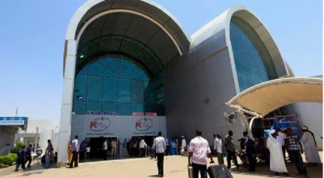 Penutupan Bandara Khartoum Diperpanjang hingga 20 Mei