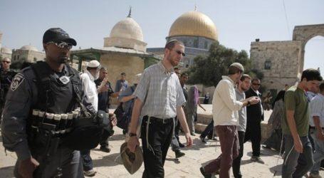 Direktur Al-Aqsa Peringatkan Serbuan Pemukim Yahudi