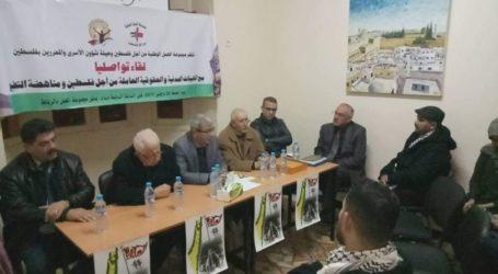 Asosiasi LSM Maroko Minta Pemerintahnya Perhatikan Tahanan Palestina