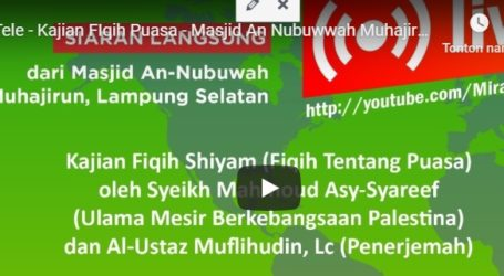 Mirajnews TV Tayang Perdana Hari Pertama Ramadhan 1441 H