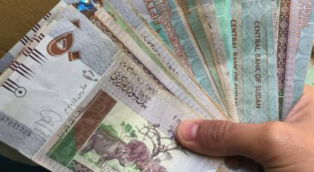 Nilai Tukar Pound Sudan terhadap Dollar AS Terus Merosot