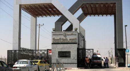 Rafah Dibuka Empat Hari, Warga yang Tertahan Kembali ke Gaza