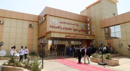Update COVID-19 Sudan: Positif 275 Orang,  Wafat 22