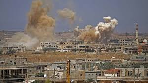 Israel Bombardir Ibukota Suriah