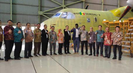 Senegal Beli Lagi Pesawat CN-235 Buatan RI