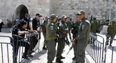 Zionis Larang Penjaga Masjid Masuk Kompleks Masjid Al-Aqsa Enam Bulan