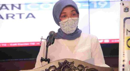Covid-19 Jakarta per 24 Mei, Sembuh Tambah 5, Wafat 1