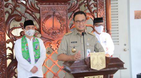 Anies Perketat Keluar-Masuk DKI Jakarta