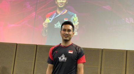 Jelang New Normal, Pebulutangkis Mohammad Ahsan Jaga Kebugaran Menuju Olimpiade