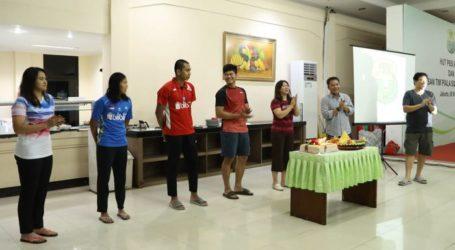Pebulu Tangkis Indonesia Belum Bisa Tinggalkan Pelatnas Saat Idul Fitri