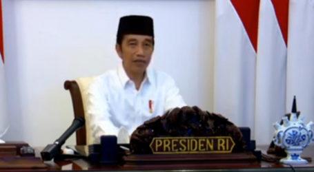 Presiden Himbau Masyarakat Ikhtiar dan Bersabar Hadapi Covid-19