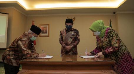 UIN Jakarta Resmi Kelola RS Haji Jakarta