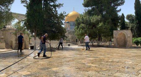 Pintu Masjid Al-Aqsa Akan Dibuka Kembali Pekan Depan