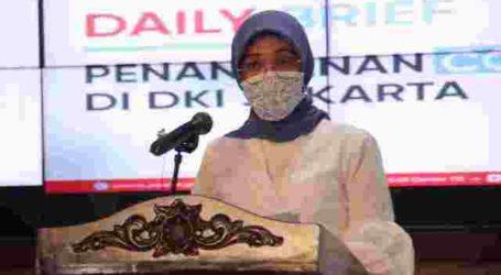 Perkembangan Covid-19 Jakarta, 1.678 Orang Sembuh dan 508 Meninggal