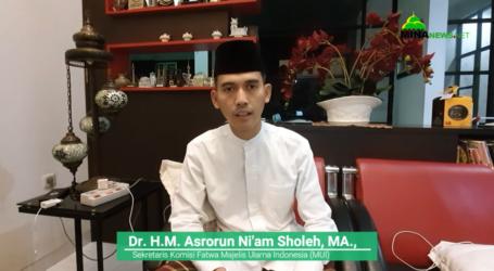 Fatwa MUI Panduan Shalat Idul Fitri 1441 H