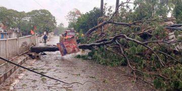Badai Amphan, Warga: Semuanya Hancur