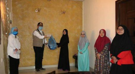 KBRI Khartoum Distribusikan 300 Paket Buka Puasa ke WNI