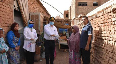 Panitia Amil Zakat KBRI Khartoum Distribusikan Dana ZIS Di Tengah Pandemi