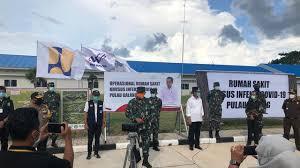 Update Corona RSD Pulau Galang, 9 Mei 2020: Rawat 19 Pasien Positif