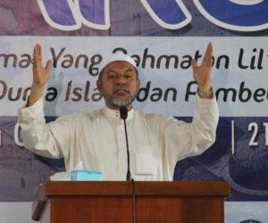 Habib Husei Alatas. (Foto: MINA)