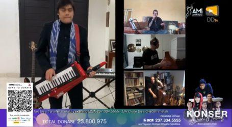 DDTV Adakan Program Kebaikan Melalui Konser Amal