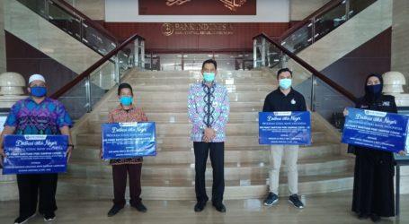 Paket Bantuan BI Lampung Siap Disalurkan