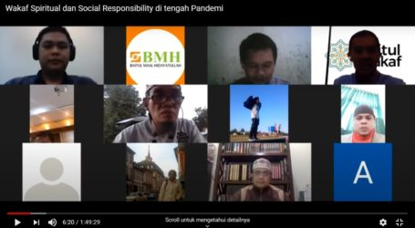 BWI: Kesadaran Wakaf Masyarakat Indonesia Masih Rendah