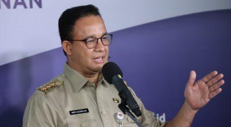Anies: SIKM Syarat Mutlak Masuk Wilayah DKI Jakarta
