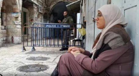 Serukan Shalat Berjamaah, Perempuan Pejuang Al-Aqsa Diinterogasi Intelijen Israel