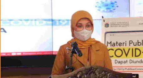 COVID-19 Jakarta: 835 Orang Sembuh, 453 Meninggal Dunia