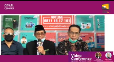 Parni Hadi Apresiasi Wartawan Senior di Tengah Pandemi Covid-19