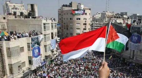 RI Mengecam Keras dan Tolak Aneksasi Palestina oleh Israel