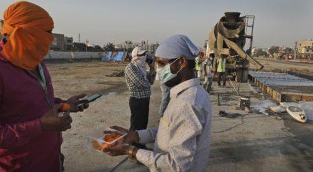 India: 6.767 Kasus COVID-19 Baru dalam 24 Jam, Total Wafat 3.867