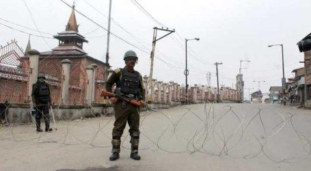 Pertama Kali, Muslim Kashmir Tidak Shalat Jumat di Bulan Ramadhan